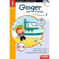 GINGER AND FRIENDS CD-ROM