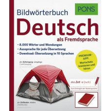 PONS BILDWORTERBUCH DEUTSCH