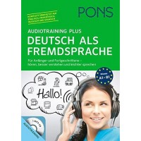 PONS AUDIOTRAINING PLUS MP3+BUCH