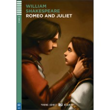 LECTURA ROMEO AND JULIET, A2, INGLES, AUDIO-CD