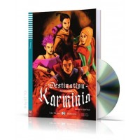 LECTURA DESTINATION KARMINIA, B1, FRANCES, AUDIO-CD