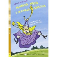 LECTURA ABUELITA ANITA Y CUERDA AM + AUDIO CD, A1