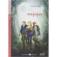 LECTURA LE CHANT MAGIQUE, A1, FRANCES, AUDIO-CD