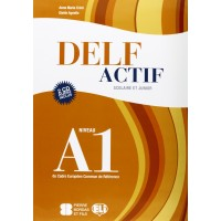 DELF A1 SCOLAIRE VOL+CD