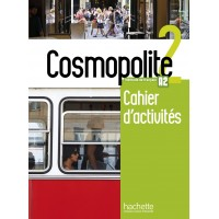 COSMOPOLITE 2 CAHIER+CD AUDIO