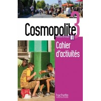 COSMOPOLITE 3 CAHIER+CD AUDIO