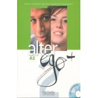 ALTER EGO +2, A2  LIVRE + CD-ROM, ED.2012